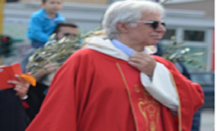 23 Settembre 2018 Saluto comunitario a don Giuseppe